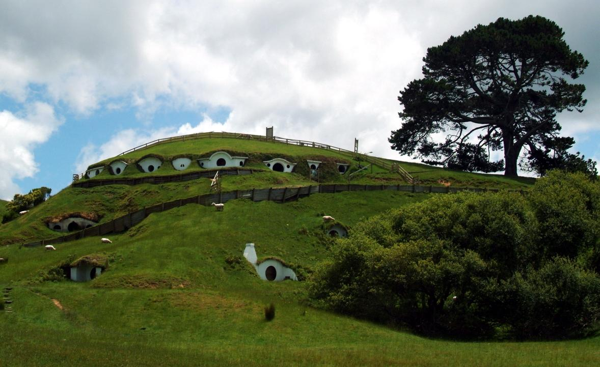 New Zealand Tolkien Lord Of The Rings